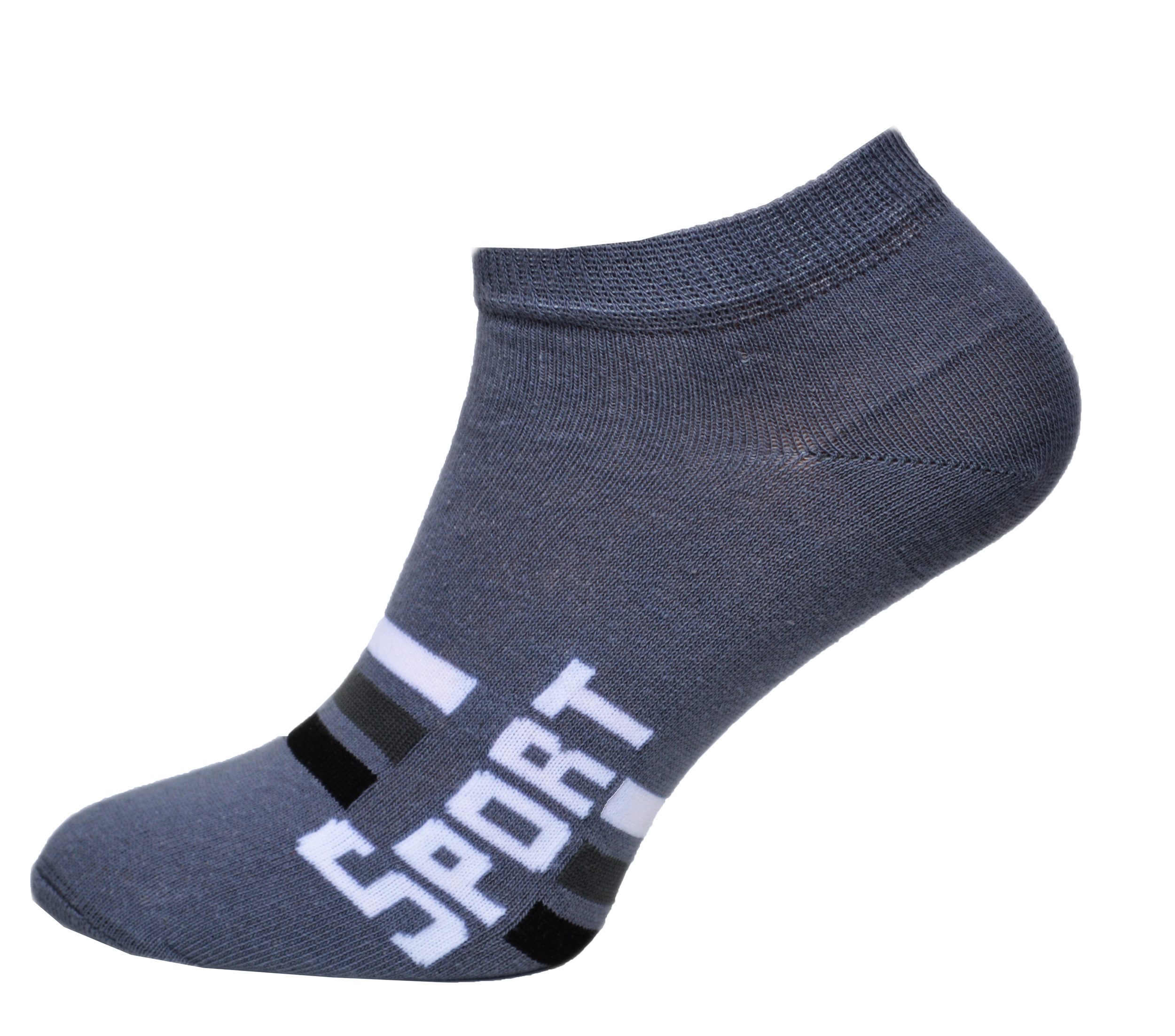 8 paar herren sneaker socken sport muster mit komfortbund sommersocken sneaker ebay. Black Bedroom Furniture Sets. Home Design Ideas